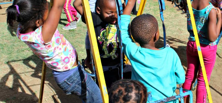 R85,000 donation saves Limpopo children's centre
