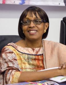 Originally from KwaThema outside Johannesburg, Dr. Matshidiso Moeti went on to work for the Botswana Ministry of Health and several UN agencies before become the WHO's Regional Director for Africa.