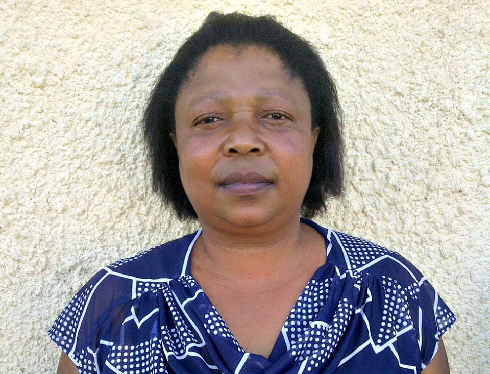 """Puleng Tshabangu, 45 13 years as a counsellor at Phomolong Clinic about 180 kms north of Bloemfontein  """"I saw people were suffering and in need so I decided to fill in the gap. As a counsellor, I would facilitate health talks, do HIV testing and counselling, assist nurses at the clinic with antiretroviral (patient) files and trace defaulters. We were constantly promised permanent positions at work.  """"Then the sister in charge showed us the letter terminating our employment.  """"Life has been difficult after losing my job. I was the only breadwinner and one of my daughters is in university and the other is doing grade 11. We are basically living of my mother's old age social grant. Patients still come to my home to ask for help""""."""