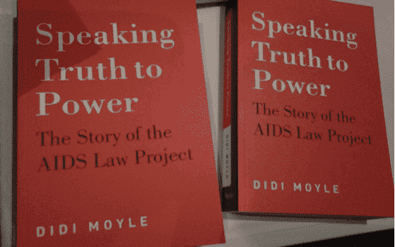 New book profiles early work of HIV activists