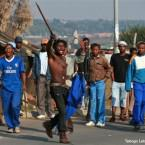 Gangs also attacked foreign nationals in 2008 xenophobic violence (2008 file photo)