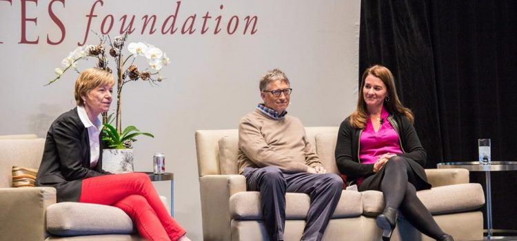 SA a 'priority area', says Gates Foundation