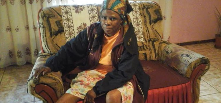 'Please help me save my mother,' son pleads with N. Cape Health authorities