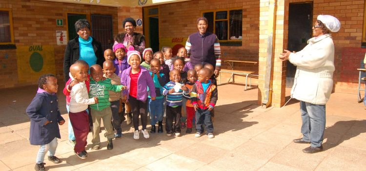 Benefits of early child development programmes