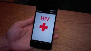 hiv phone