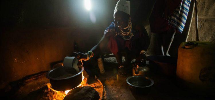 A simple holiday gift: Safe cooking stoves for families