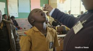 """Pakistan and Afghanistan are now the """"last frontiers"""" in the world's push to eradicate polio (File photo)"""