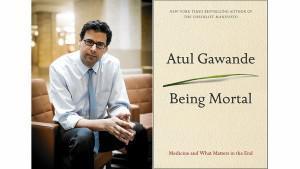 Author and surgeon Atul Gawande. (Tim Llewellyn)