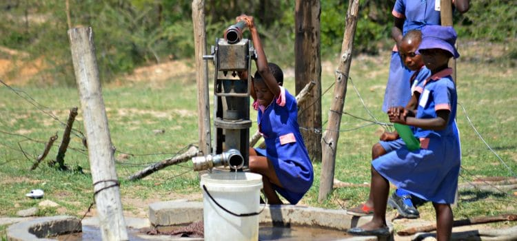 Boreholes dry up in Limpopo