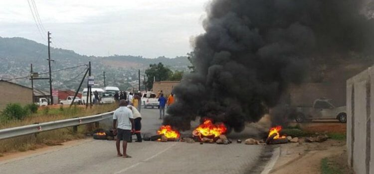 Limpopo demarcation protests disrupt health care