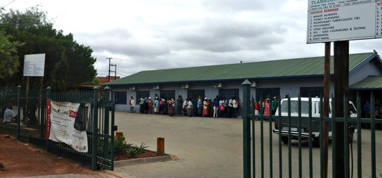 Mabopane patients stand long waits as clinic expansion stalls