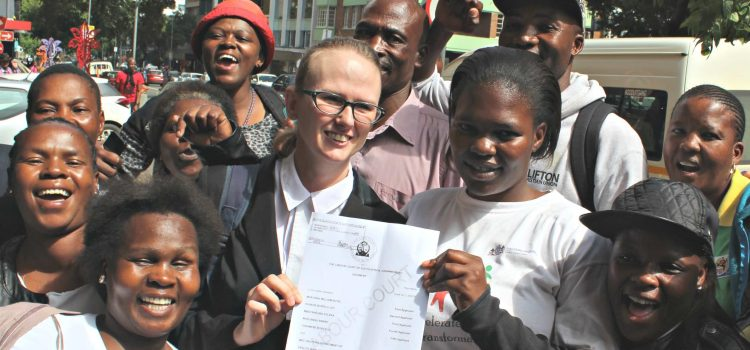 Community health workers win Labour Court victory