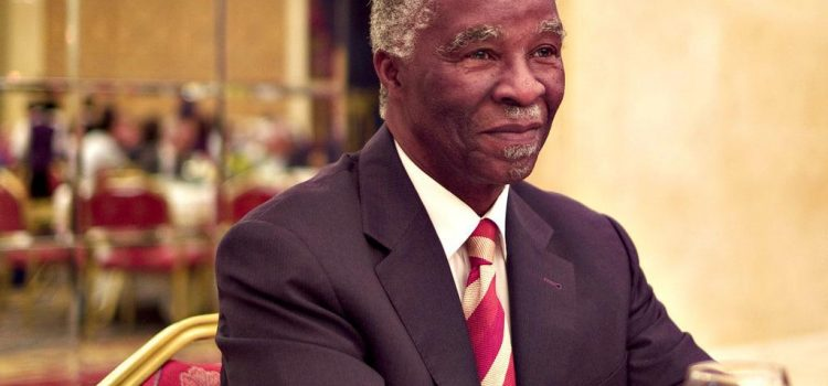 Mbeki still believes his own AIDS propaganda