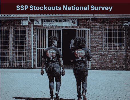 SSP Third Annual Stock out Survey