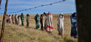 Mothers say no to initiation school.