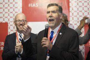IAS President Chris Beyrer