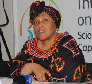 Director General of Health, Precious Matsoso