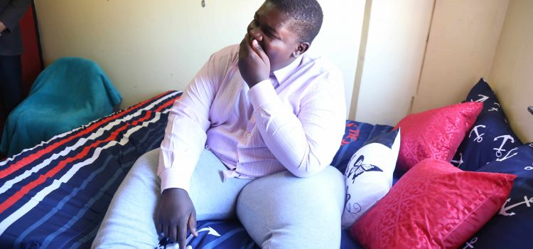 Help at last for disabled student's sleep stresses