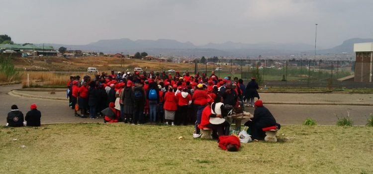 Free State hospital hard hit by strike action