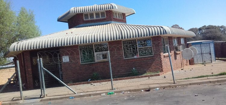 Community clinic closed after being vandalised