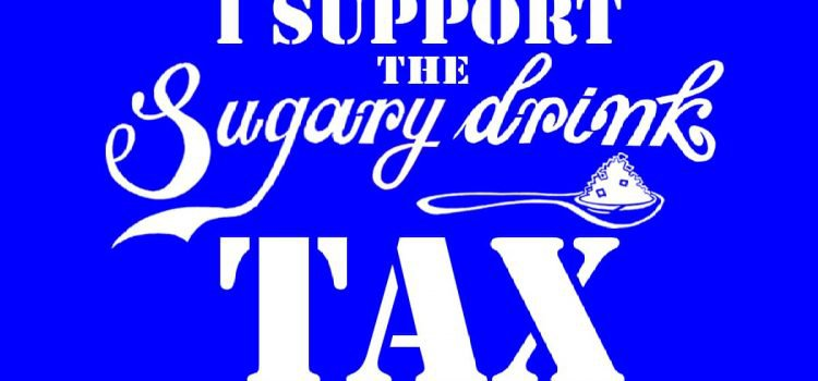 Public support for sugary drinks tax is growing