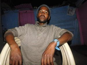 Tebogo Nelson Manoto (29) from Mametlhake near Pretoria is desperate for help with his nyaope addiction.