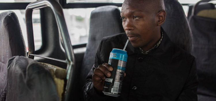 Taxi drivers fueled by caffeine and sugar