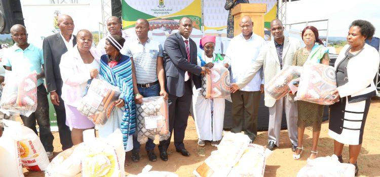 Thulamela Mayor to prioritise water supply in Vhembe
