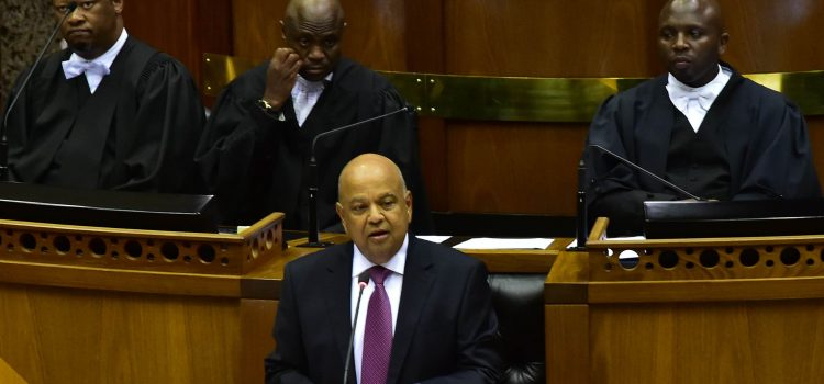 Gordhan outlines initial focus of NHI Fund