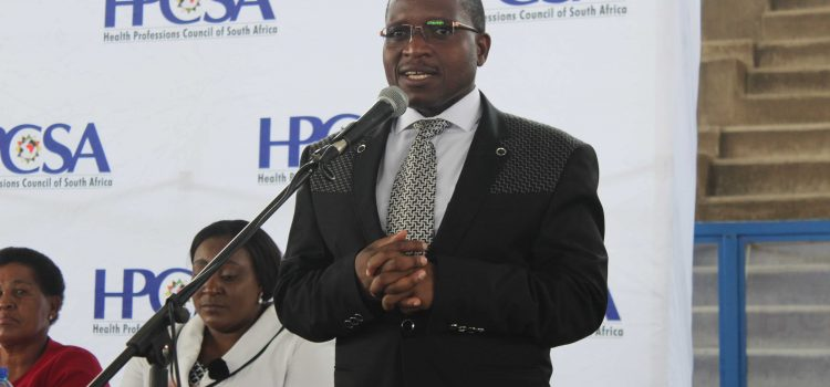 HPCSA urges residents to report misconduct