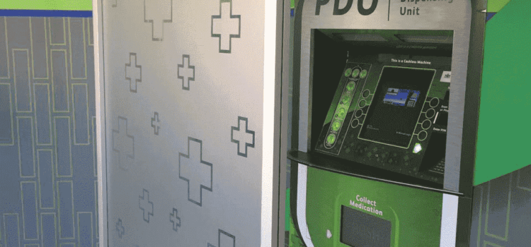 ARVs to be available through special ATMs
