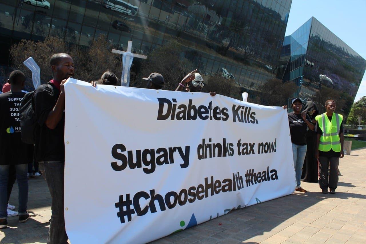 Diabetes awareness kicks into high gear in Alex | Health-e thumbnail