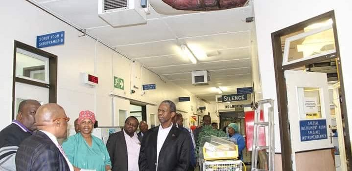 KZN hospitals battling to recover from storms