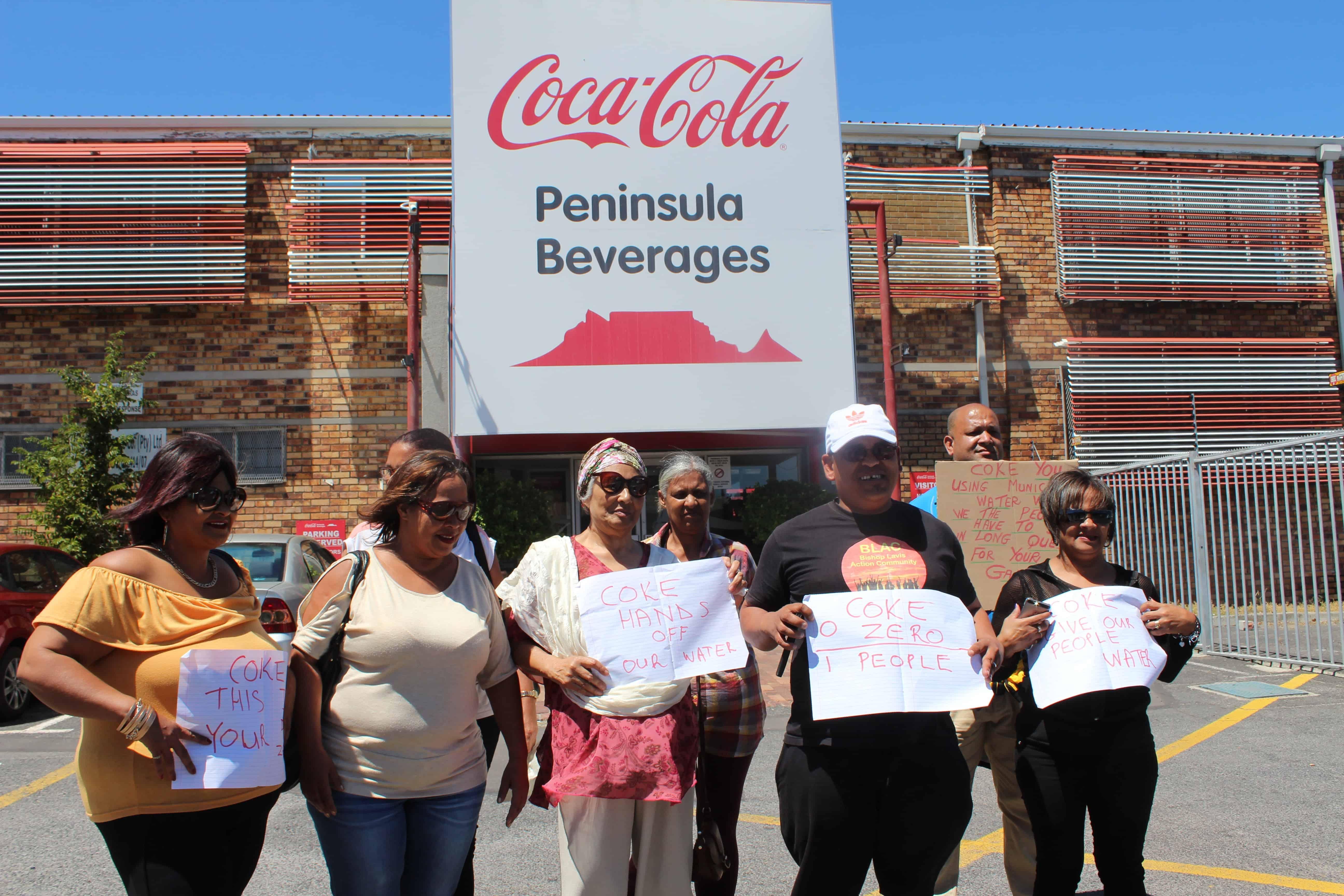 'Coke, stop guzzling our water!' | Health-e thumbnail
