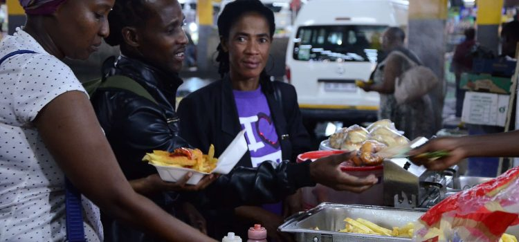 VIDEO: A hungry, violent South Africa