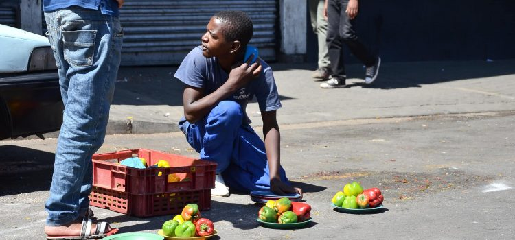 'Food apartheid' is stoking violence