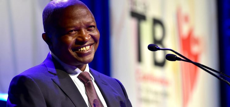 Mabuza: Youth are the key to fighting TB