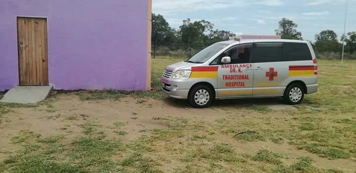 KZN man opens a traditional hospital