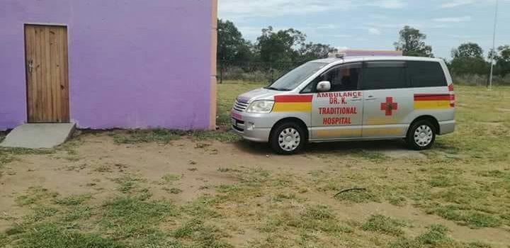 KZN man opens a traditional hospital