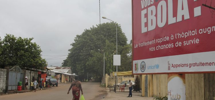 Ebola survivors in Guinea still battle stigma