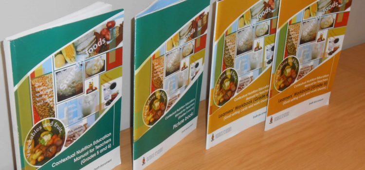 Nutrition education material for primary schools