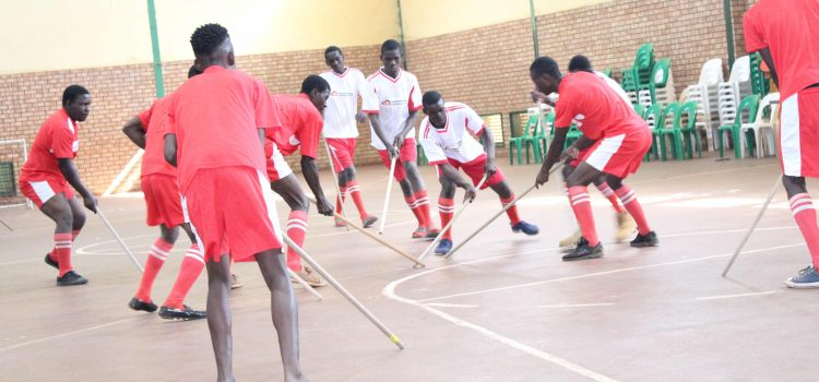 Sports offers a brighter future for disabled learners