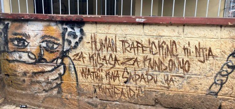 Kenyan youth group fights trafficking through shared economic empowerment