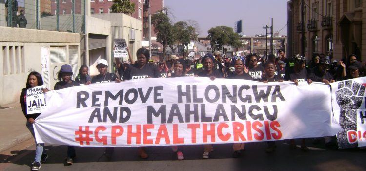Calls for action against former Gauteng Health MECs