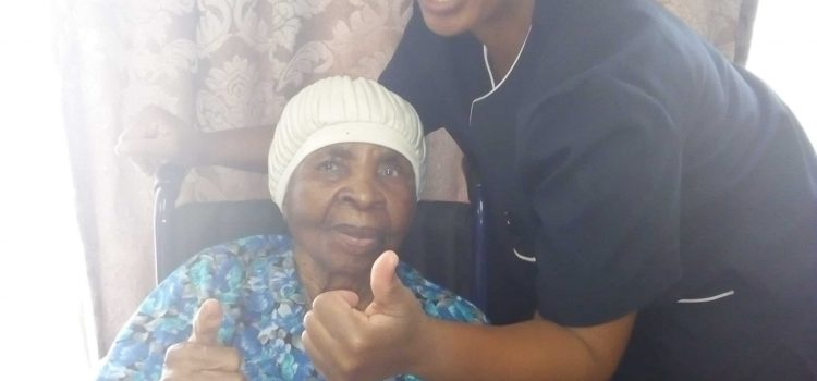 100 year-old woman's secrets to good health