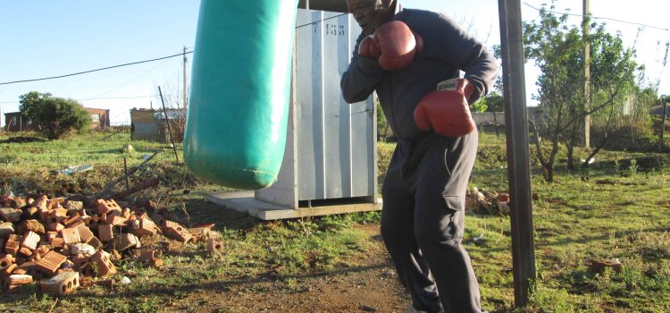 Madala keeps fit at 64