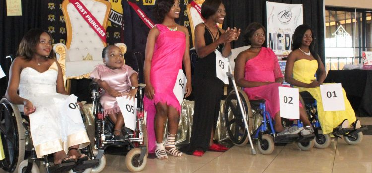 Beauty contest for disabled rural women a hit
