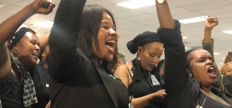 Tembisa women break gender violence silence