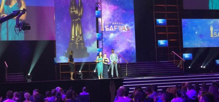 Health-e News TV producer wins SAFTA