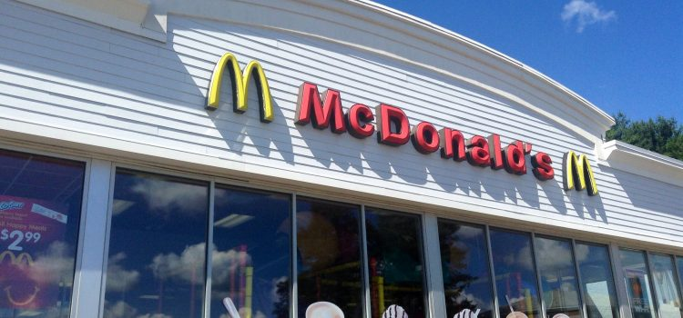 McDonald's SA book campaign: Not such 'happy meals'